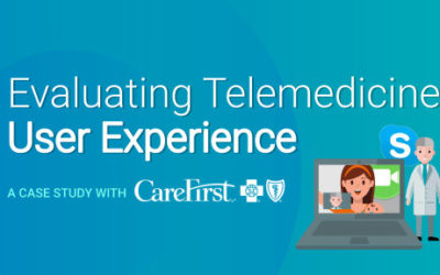 Evaluating Telemedicine User-Experience: A CareFirst Case Study
