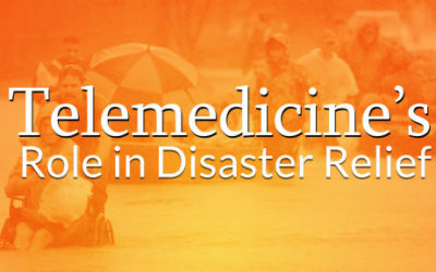 Telemedicine's Role in Disaster Relief