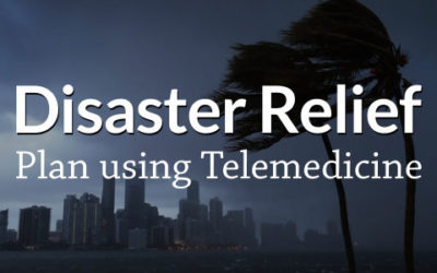 Disaster Relief Plan Using Telemedicine