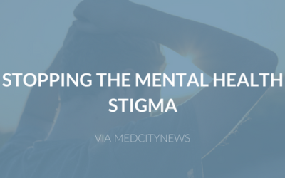 Stopping the Mental Health Stigma
