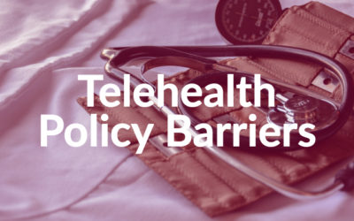Telehealth Policy Barriers Factsheet