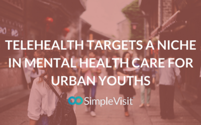 Telehealth Targets a Niche in Mental Health Care for Urban Youths
