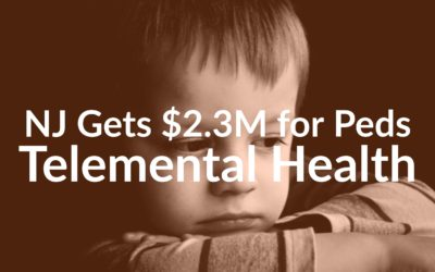 New Jersey Receives $2.3 Million for Pediatric Mental Health Services