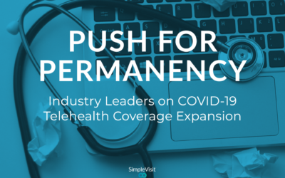 Industry Leaders Push for Permanency for Telehealth Coverage Expansions