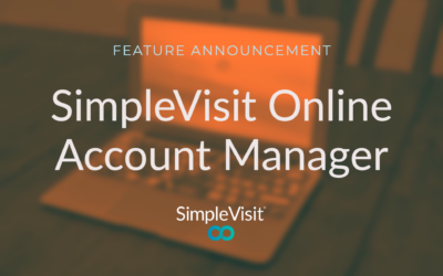 Introducing: SimpleVisit Account Manager!